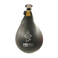 Jim Bradley 25cm Pro Leather Speedball And Swivel Kit