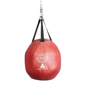 Jim Bradley Boulder Punching Bag
